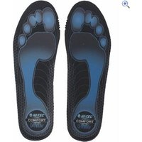 Hi-Tec Comfort Ortholite Mens Insole - Size: 6 - Colour: Black / Blue