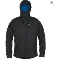 Paramo Mens Helki Waterproof Jacket - Size: L - Colour: Black / Grey