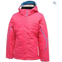 Dare2b Parody Kids Waterproof Jacket - Size: 34 - Colour: ELECTRIC PINK