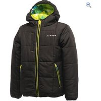 Dare2b Indecisive Reversible Boys Jacket - Size: 32 - Colour: Black
