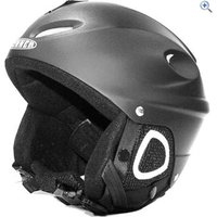 Sinner Strike Junior Ski Helmet - Size: L - Colour: Matte Black