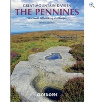 Cicerone Great Mountain Days In The Pennines Guidebook