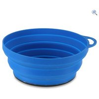 Lifeventure Collapsible Ellipse Bowl - Colour: Blue