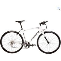 Calibre Filter Flat-Bar Road Bike - Size: S - Colour: White-Grey