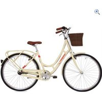 Compass Eleanor Ladies Leisure Bike - Size: 15 - Colour: Cream