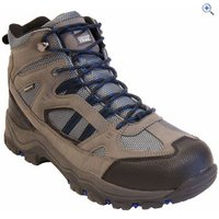 Freedom Trail Lowland II WP Mid Mens Walking Boot - Size: 6 - Colour: Grey / Blue