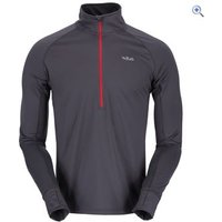 Rab Mens Flux Pull-On - Size: S - Colour: Grey And Black