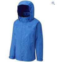 Hi Gear Wyoming Childrens Waterproof Jacket - Size: 34 - Colour: DIRECTOIREBLUE