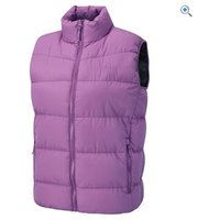Hi Gear Yukon Womens Insulated Gilet - Size: 10 - Colour: PINKYPURPLE