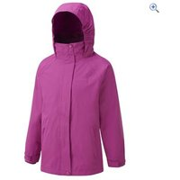 Hi Gear Trent II Kids 3-in-1 Jacket - Size: 13 - Colour: Pink