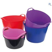 Shires Easi Trug (Mini, 14 litres) - Colour: Red