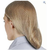 Shires Hairnet - Colour: Dark Earth Brown