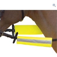 Shires Bridle Bands - Colour: Yellow
