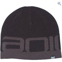 Animal Addam Beanie - Colour: Black