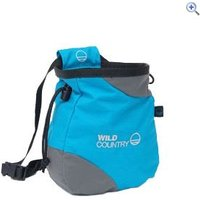 Wild Country New Dipper Chalk Bag - Colour: Teal