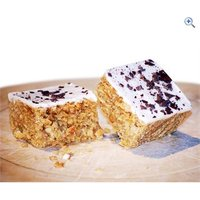 The Dorset Flapjack Company White Chocolate Flapjack (120g)