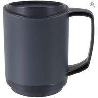 Lifeventure Ellipse Insulated Mug - Colour: Graphite