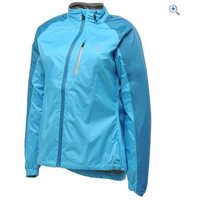 Dare2b Transpose Womens Cycling Jacket - Size: 12 - Colour: METHYL BLUE
