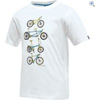 Dare2b Evolve Kids T - Size: 32 - Colour: White