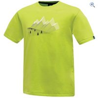 Dare2b Strobe Mountain Mens T - Size: L - Colour: LIME ZEST