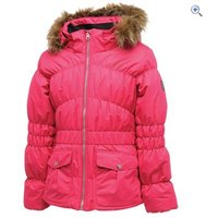 Dare2b Enchanting Girls Snow Jacket - Size: 32 - Colour: ELECTRIC PINK