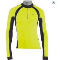 Northwave Force Long Sleeve Jersey - Size: M - Colour: Red
