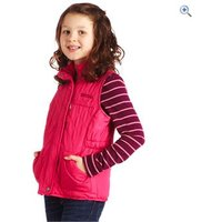 Regatta Jookiba Childrens Gilet - Size: 5-6 - Colour: JEM