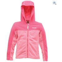 Regatta Marty Kids Fleece - Size: 7-8 - Colour: JEM