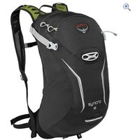Osprey Syncro 15 Cyclists Backpack - Colour: METEORITE