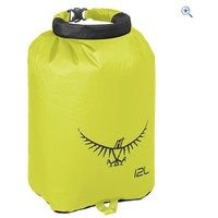 Osprey Ultralight Drysack (12L) - Colour: Lime