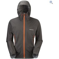 Montane Mens Trailblazer Stretch Jacket - Size: L - Colour: Shadow