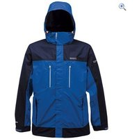 Regatta Calderdale Mens Waterproof Jacket - Size: M - Colour: OXFORD BLUE