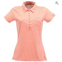 Regatta Bye Bye Womens Polo Shirt - Size: 18 - Colour: CANDY SHOCK