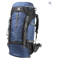 OEX Vallo 60+10 Rucksack - Colour: Dark Navy Blue