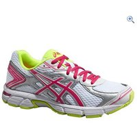 Asics Gel-Pursuit 2 Womens Running Shoes - Size: 4 - Colour: WHITE-PINK