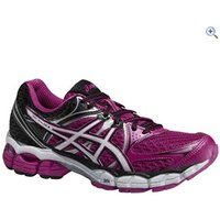 Asics Gel-Pulse 6 Womens Running Shoes - Size: 5 - Colour: Pink-White