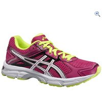 Asics Gel-Trounce 2 Womens Running Shoes - Size: 4 - Colour: PINK-YELLOW