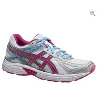 Asics Patriot 7 Womens Running Shoes - Size: 4 - Colour: WHITE-PINK