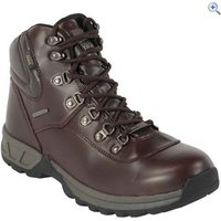 Freedom Trail Derwent III Mens Waterproof Walking Boots - Size: 10 - Colour: Brown