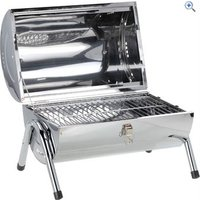 Hi Gear Stainless Steel Double Sided BBQ