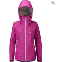 Rab Muztag Womens Waterproof Jacket - Size: 12 - Colour: Pink