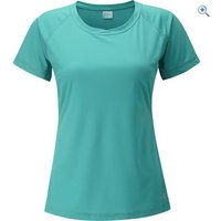 Rab Womens Interval Tee - Size: 14 - Colour: SEAFOAM