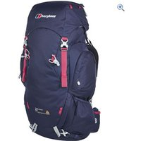 Berghaus Trailhead 60 Womens Rucksack - Colour: Blue