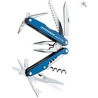 Leatherman Juice CS4 Multi-Tool - Colour: Blue