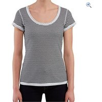 Merrell Finley Reversible Top - Size: XS - Colour: Black - White