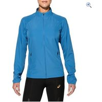 Asics Womens Running Jacket - Size: S - Colour: JEANS