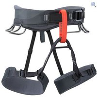 Black Diamond Momentum Harness - Size: S - Colour: Graphite