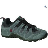 Hi-Tec Quadra Classic Mens Walking Shoes - Size: 8 - Colour: Grey And Black