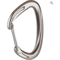 Mammut Crag Wire Gate Carabiner - Colour: Grey