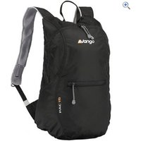 Vango Pac 15 Folding Rucksack - Colour: Black